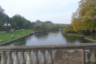 Wallingford Bridge over the River Thames