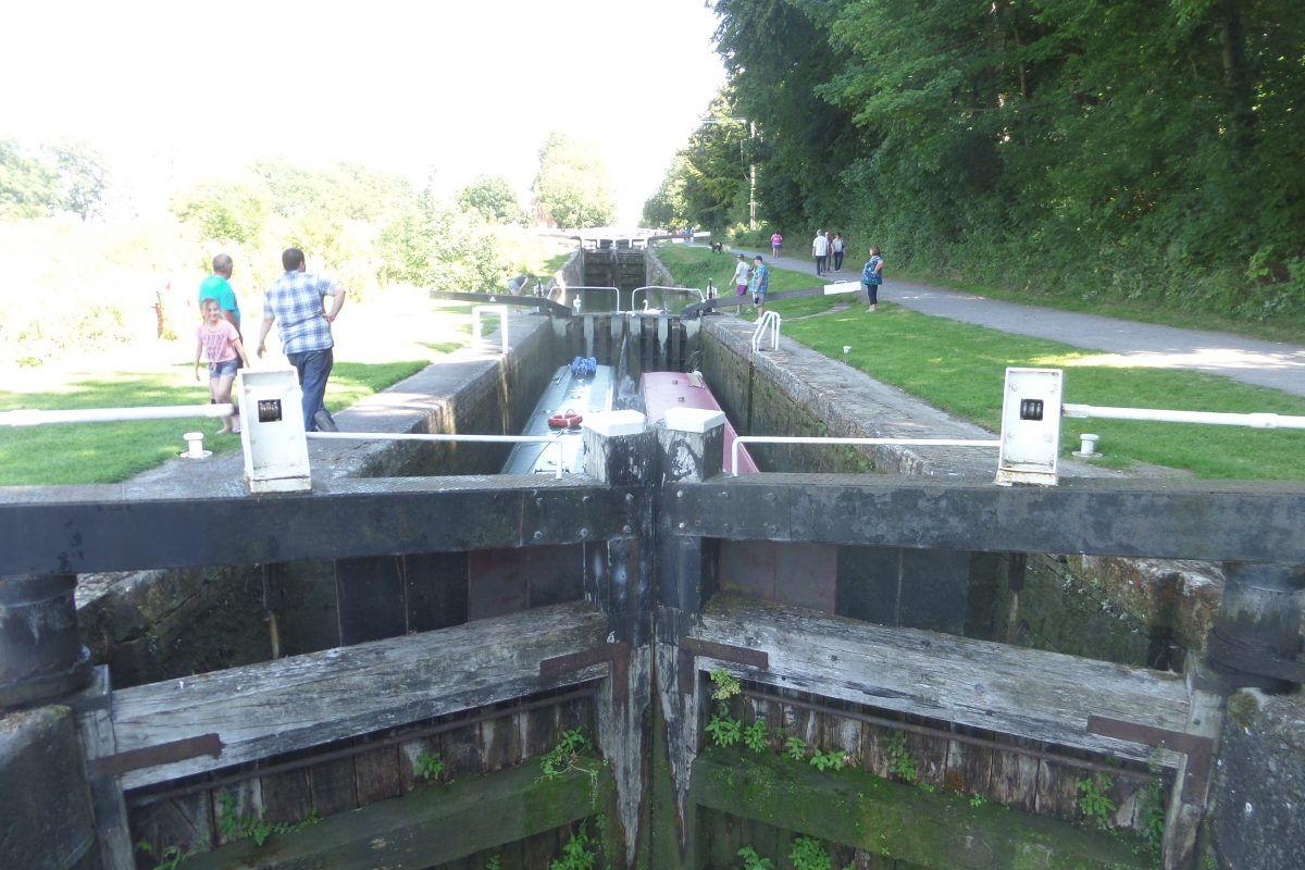Caen Locks at Devizes