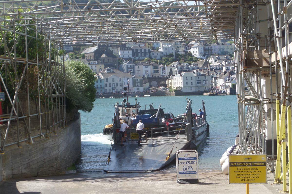 Kingswear Lower Ferry