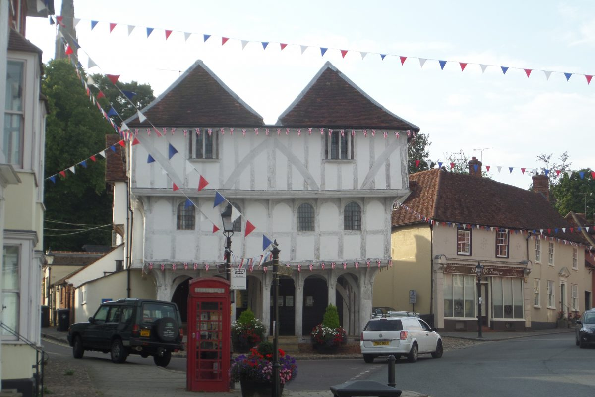 Thaxted Guildhall