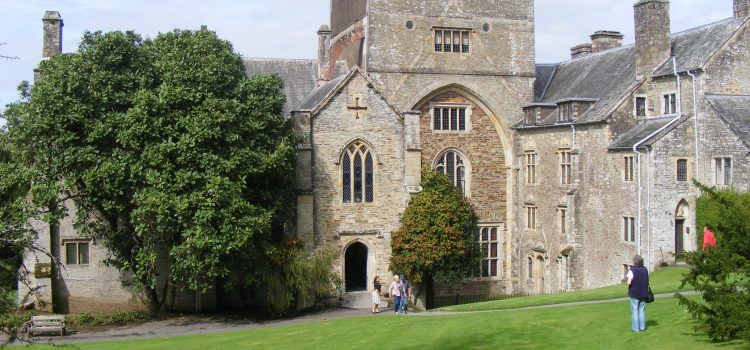Buckland Abbey and Bodmin Moor