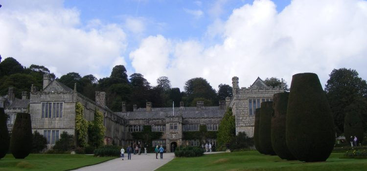 Lanhydrock and a Deluxe Britstop.