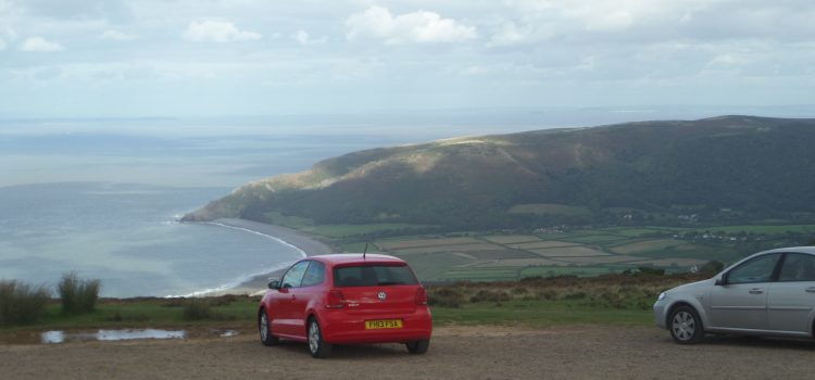 Exmoor and the Atlantic Highway