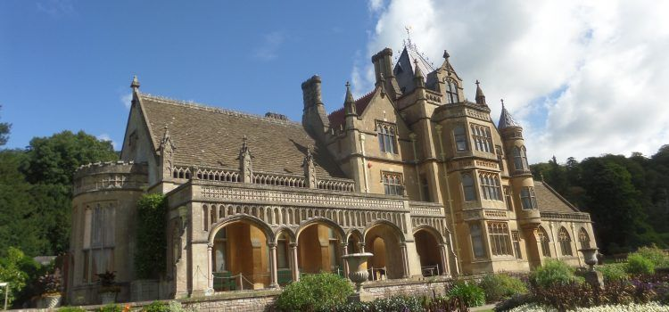 Tyntesfield House and Cider with Sausages