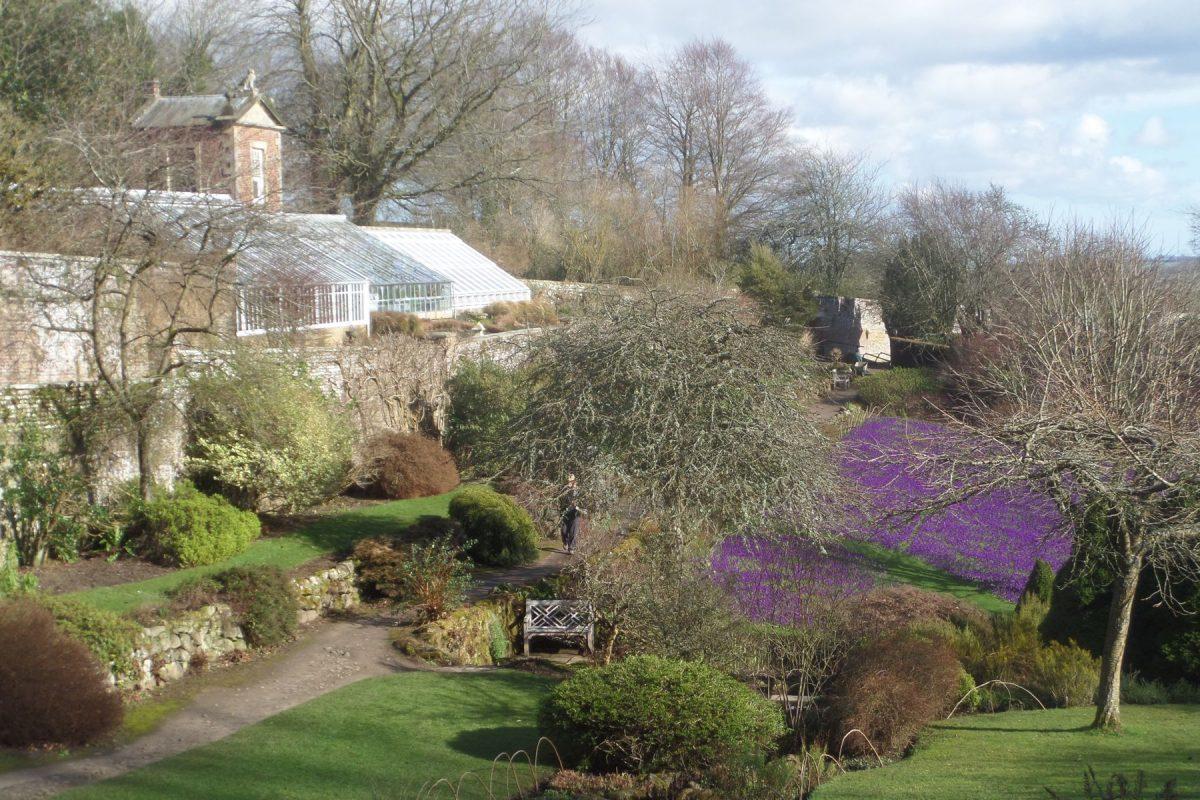 The Walled Garden at Wallington