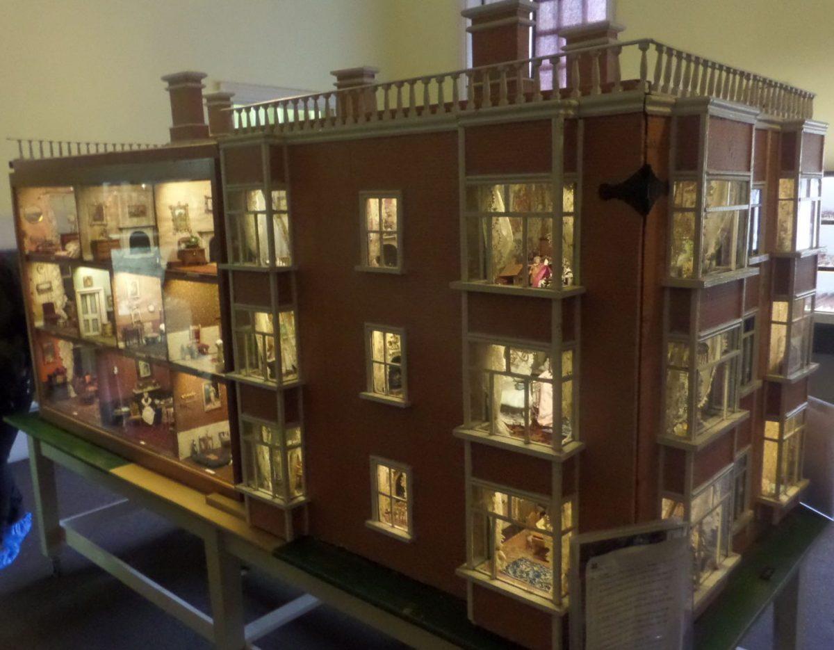 Wallington Dolls House Collection