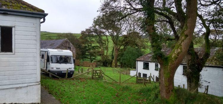 Eary Farm at last