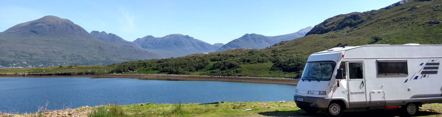 Loch Torridon and Beinn Alligin