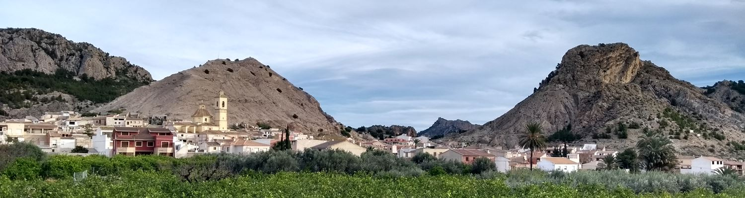 Ricote - the oldest town in Murcia