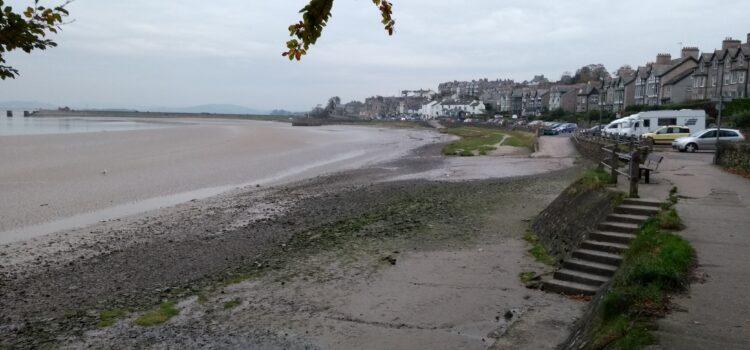 Across the sea to Heysham and on to Cumbria